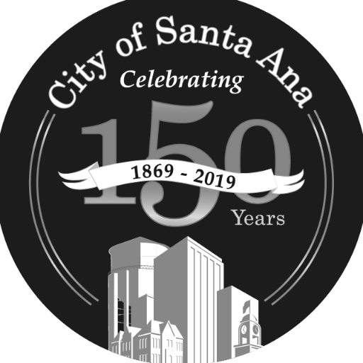City of Santa Ana logo