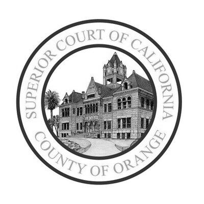 Orange County Superior Court Logo